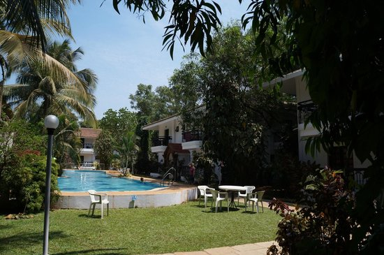 Vila Goesa Beach Resort: Территория отеля