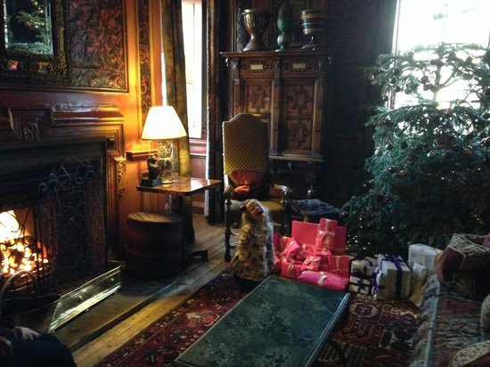 Prestonfield: Christmas Day