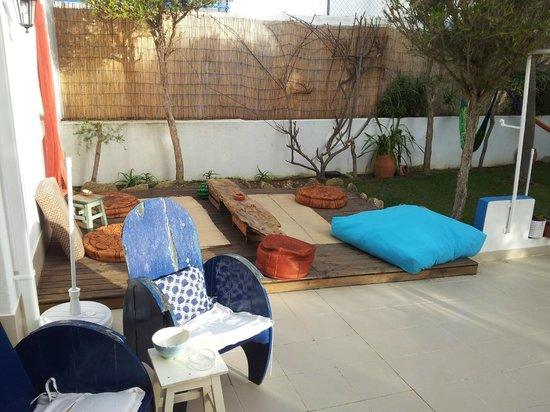 Ericeira Chill Hill Hostel & Private Rooms: Perfect spot to hang and CHILL