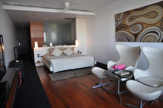 The Quay Boutique Hotel: Cool Room!