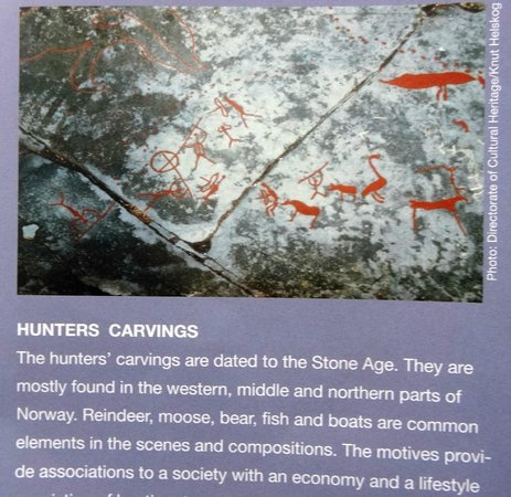Alta Museum - World Heritage Rock Art Centre: rock carvings at alta