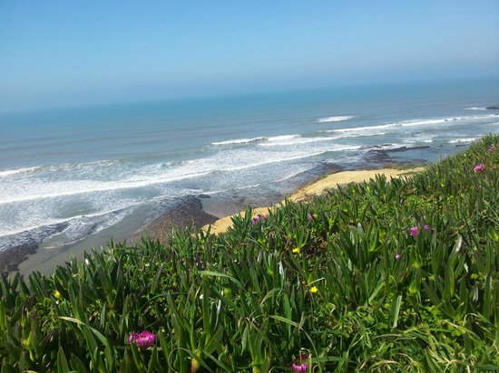 Ericeira Chill Hill Hostel & Private Rooms: The beach