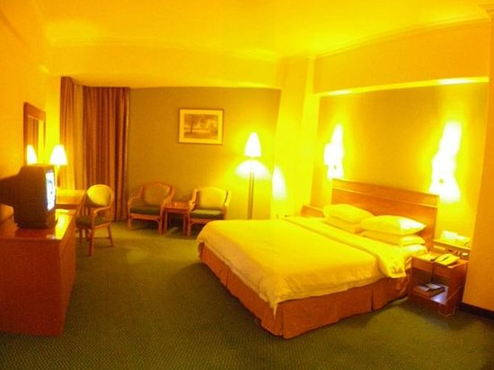 Hotel Grand Continental: Large room