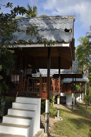 Seashell Resort Koh Tao : Seashell Coconut village