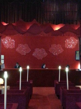 Santa Grand Hotel Lai Chun Yuen: Reception