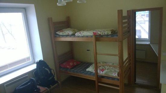 Fortuna Hostel: Номер на 2 этаже