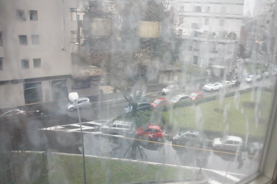 Starhotels Anderson : Вид из окна