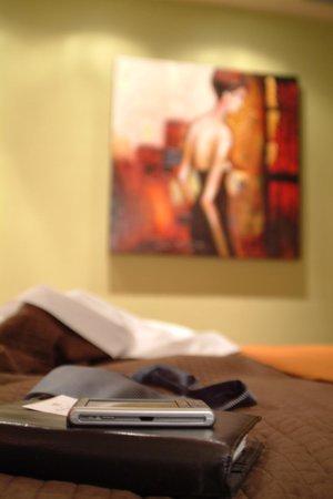 Hotel Andrea Doria : camera