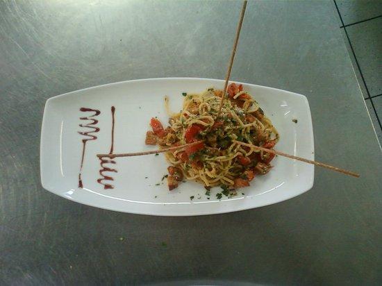 Ristorante Pizzeria Ca' Morel: I bigoli con le sarde