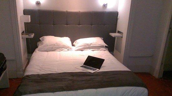 La Margelle : Le lit