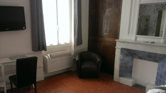 La Margelle : La chambre 5