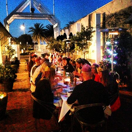 The Sisters Kitchen Garden Cafe: Christmas Party Dinner