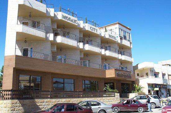 Mosaic City Hotel: Hotel