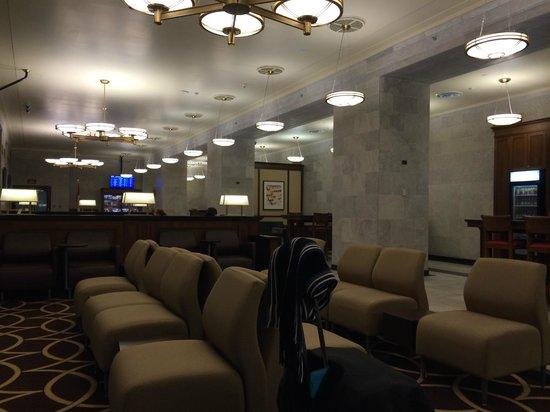 Toronto Union: Lounge