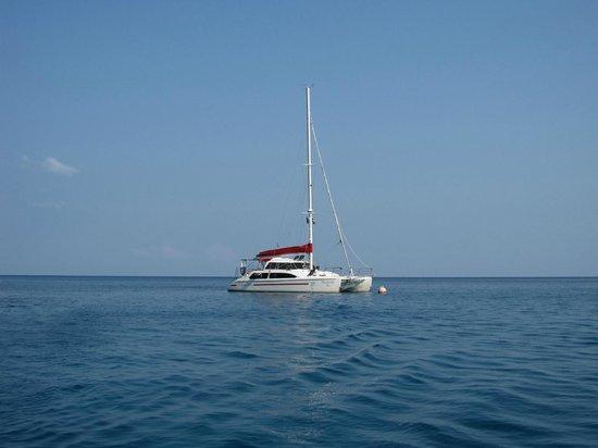 Samui Ocean Sports & Yacht Charter: Dreamcatcher