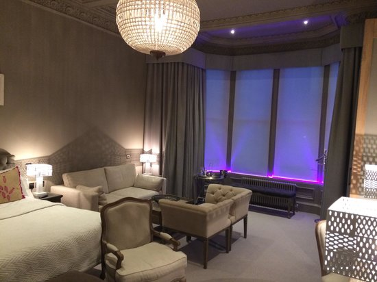 Murrayfield Hotel and House: Room 1