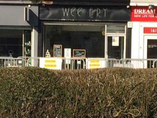 Wee Fry - open for breakfasts!