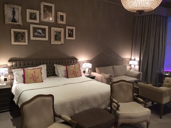 Murrayfield Hotel and House : Room 1