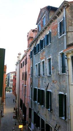 Residenza Laguna: Die Gegend - typisch Venedig!