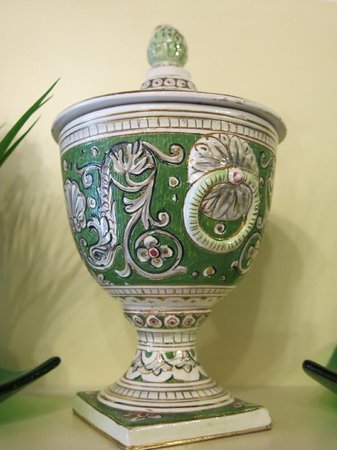 Residenza Laguna: Die grüne Vase
