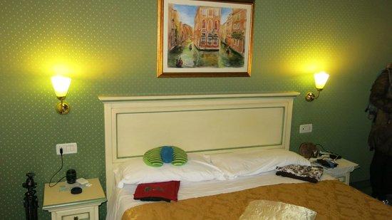 Residenza Laguna: Unser Zimmer