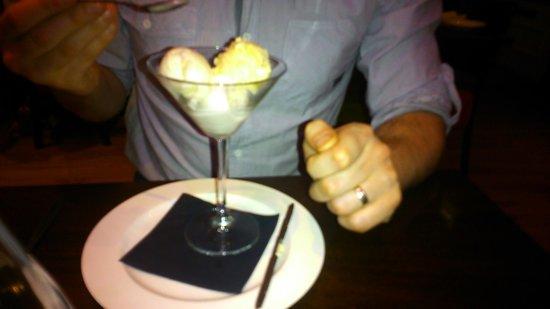 Calabria: ice cream