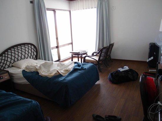 Grandvrio Resort Saipan : クリスタルタワー(偶数番号部屋)