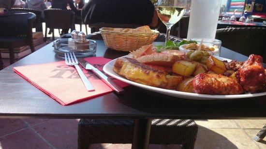 Me Gusta Tapas : Repas agréable !
