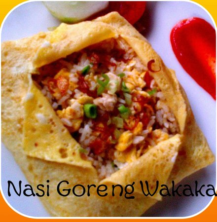 Warung Kayu Karina : Wakaka's Fried Rice