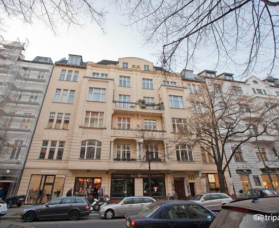 Art Nouveau Hotel Berlin Tripadvisor