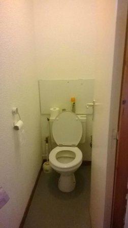 Résidence-Club Odalys Le Hameau du Mottaret : Toilet