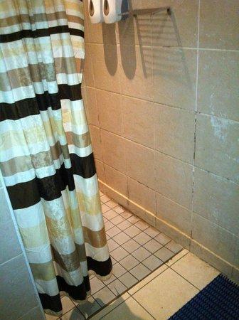 Radisson Blu Hotel & Spa, Galway: die Duschen im Spa-Bereich