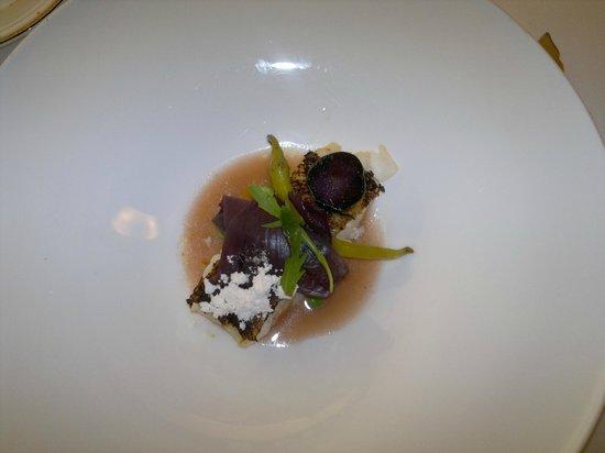 Bacalao SKREI  - Restaurante EL SERBAL (Santander)