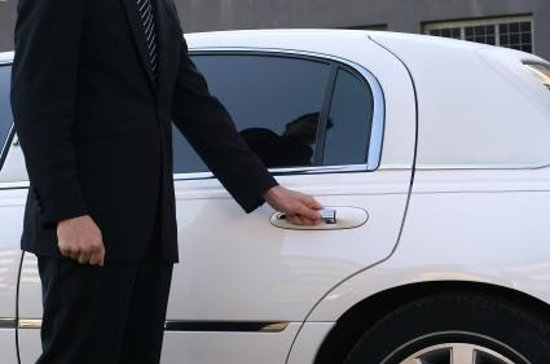 The Executive Suites: Complimentary Shuttle Service