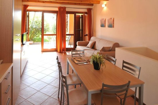 Residence Experia: Sitting dining room