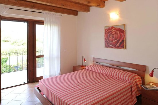 Residence Experia: Double bedroom