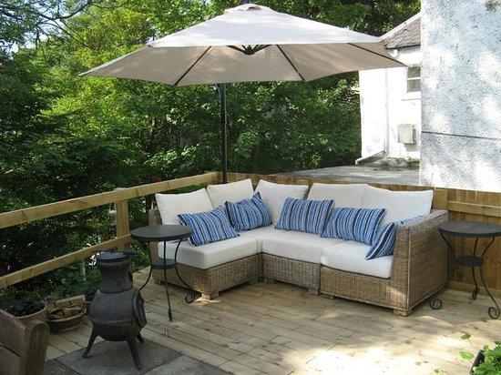 The Hamptons Guest House : Garden