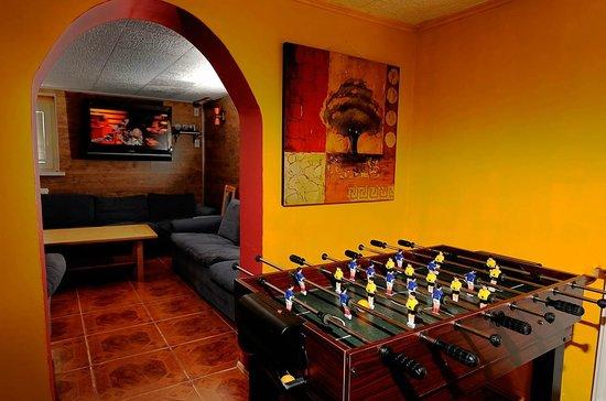 Villa Park Maikuhle: sala rekreacyjna