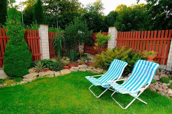 Ogród Villa Park Maikuhle