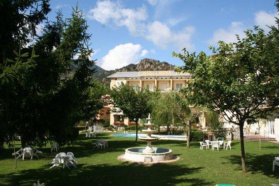 Catalunya Park : jardín