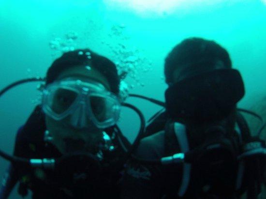 Submarine Diving School: diving3