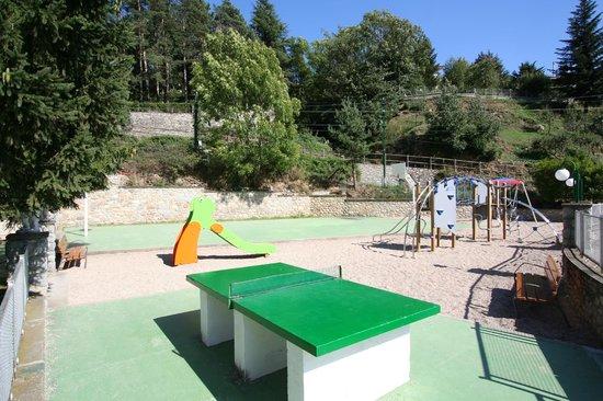 Catalunya Park : parque infantil