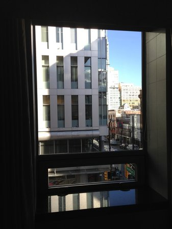 St. Regis Hotel: 眺め