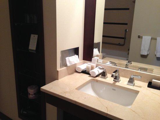 St. Regis Hotel: バスルーム