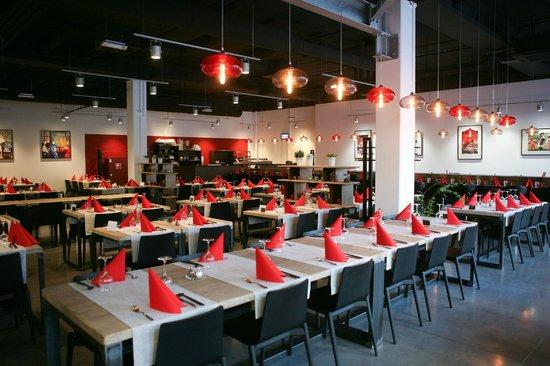 Restaurant Bild Von Origami Belval Esch Sur Alzette