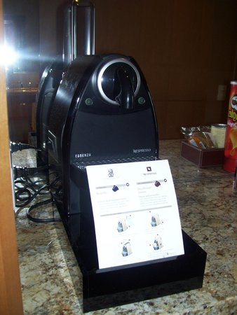 The Ritz-Carlton, Toronto: Nespresso