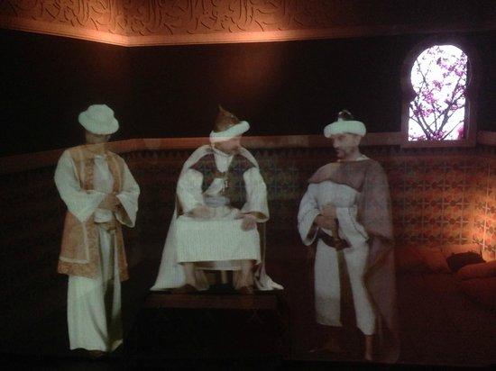 Museo de Nerja : A 3d video