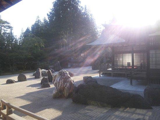Mount Koyasan : 高野山