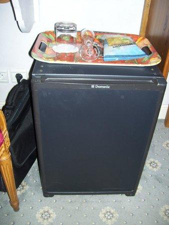 Hotel Gavarni: fridge