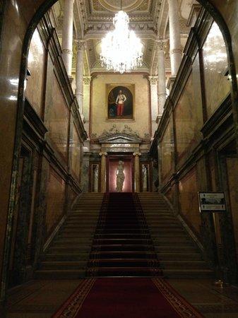 Hotel Imperial Vienna: Lobby